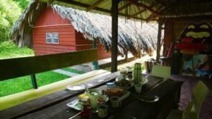 1.8 B en B Uitkijk - Suriname rondreis Around The World Travel