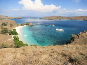 Day 12. Komodo boat trip Around The World Travel