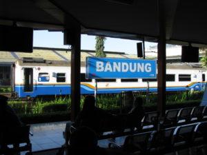Day 6. Train from Bandung to Kutoraja Around The World Travel