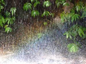 Day 6 Waterfall Bebetin Around the World Travel