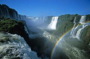 Iguazu Falls Around The World Travel