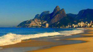 Ipanema Beach Around The World Travel