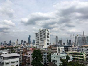 Skyline Bangkok rondreis Thailand - Around The World Travel