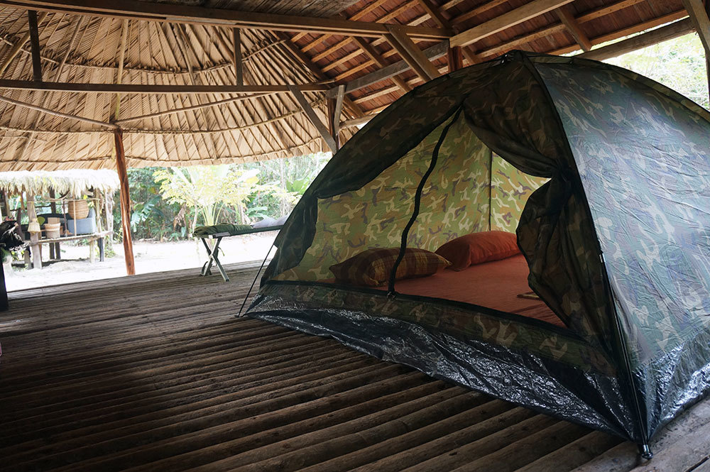 Verlening 2 1.16 palulu - Suriname rondreis Around The World Travel