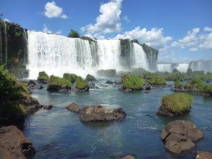 Brazilia rondreis Iguazu Falls Around The World Travel