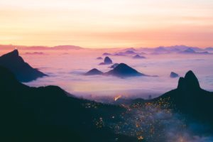 Rio de Janeiro Sunrise Around The World Travel