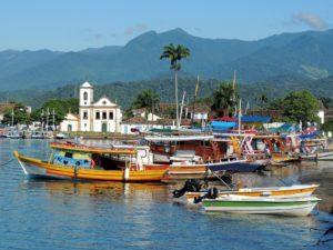 Paraty boten Around The World Travel