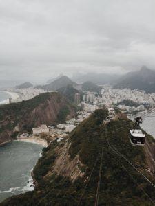 Pan de Azucar Rio Around The World Travel