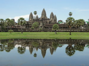 Cambodja - Angkor Wat - Around The World Travel