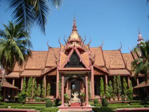 National Museum Phnom Penh - ATWT
