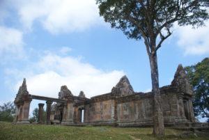 Preah Vihear Cambodja Around The World Travel