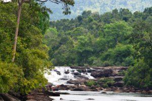 Tatai waterfall in Koh Kong - Around The World Travel