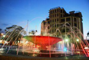 Aankomst Vientane - Laos Around The World Travel