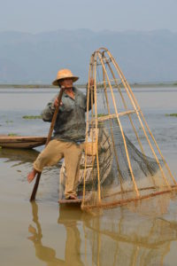 Dag 11 Lake Inle - Myanmar Around The World Travel