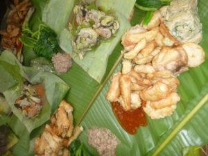 Dag 3 Eten in Laos - Around The World Travel