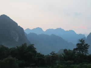 Dag 4 Vang Vieng - Laos - Around The World Travel