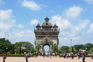 Vientiane Laos rondreis - Around The World Travel