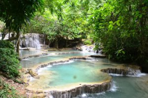 Kuang Si - Laos Around The World Travel