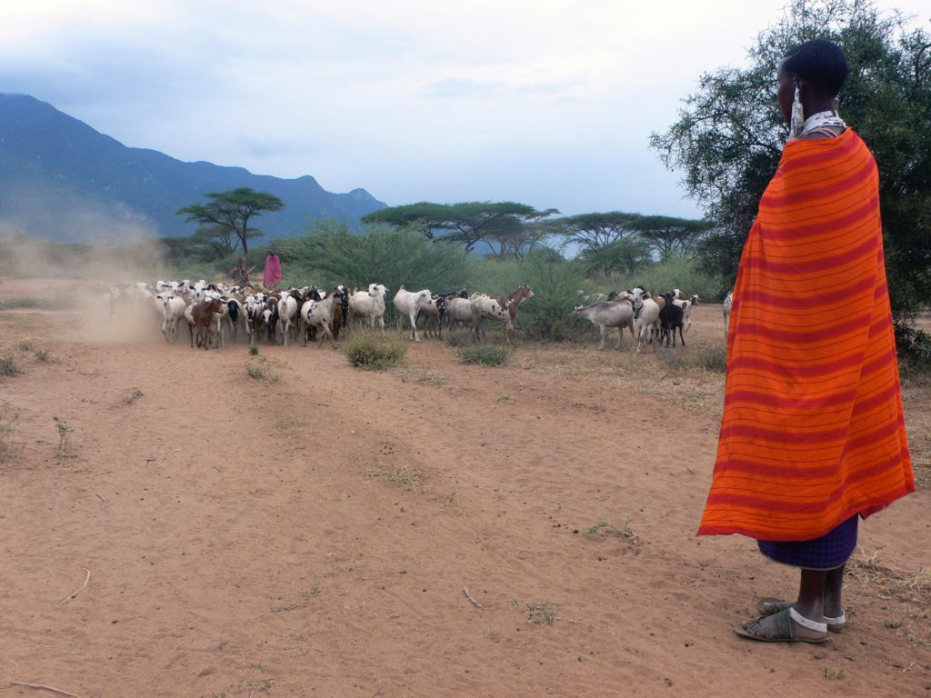 Tanzania Maasai Around The World Travel