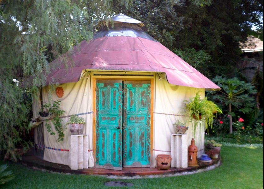 Yurt Guatemala | Around The World Travel