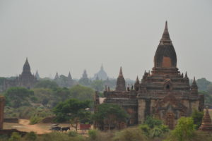 Bagan - Myanmar - Around The World Travel - 21