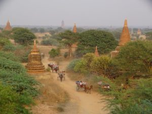 Bagan impressions (1) - Myanmar - Around The World Travel