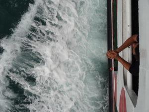 Ferry Thailand Around The World Travel