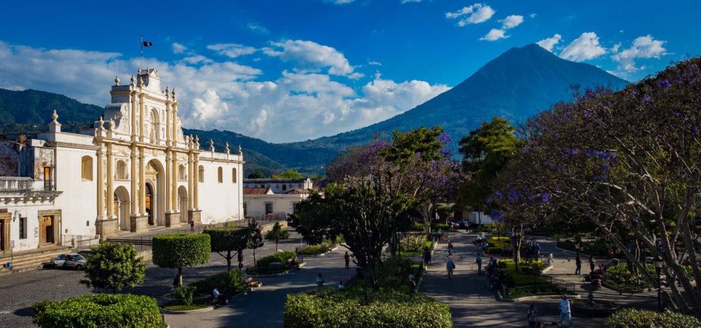 Dag 1 Guatemala reis op maat - Around The World Travel