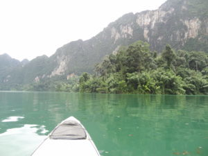 Khao Sok Thailand kano Around The World Travel