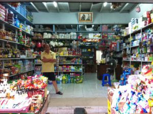 Lokaal shoppen Thailand Around The World Travel