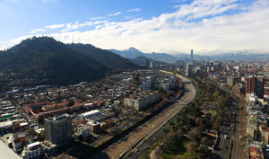 Santiago Chili Rondreis Around The World Travel