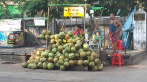 Street Scenes - Myanmar - Around The World Travel