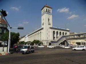 The Myanmar Port Authority - Myanmar - Around The World Travel