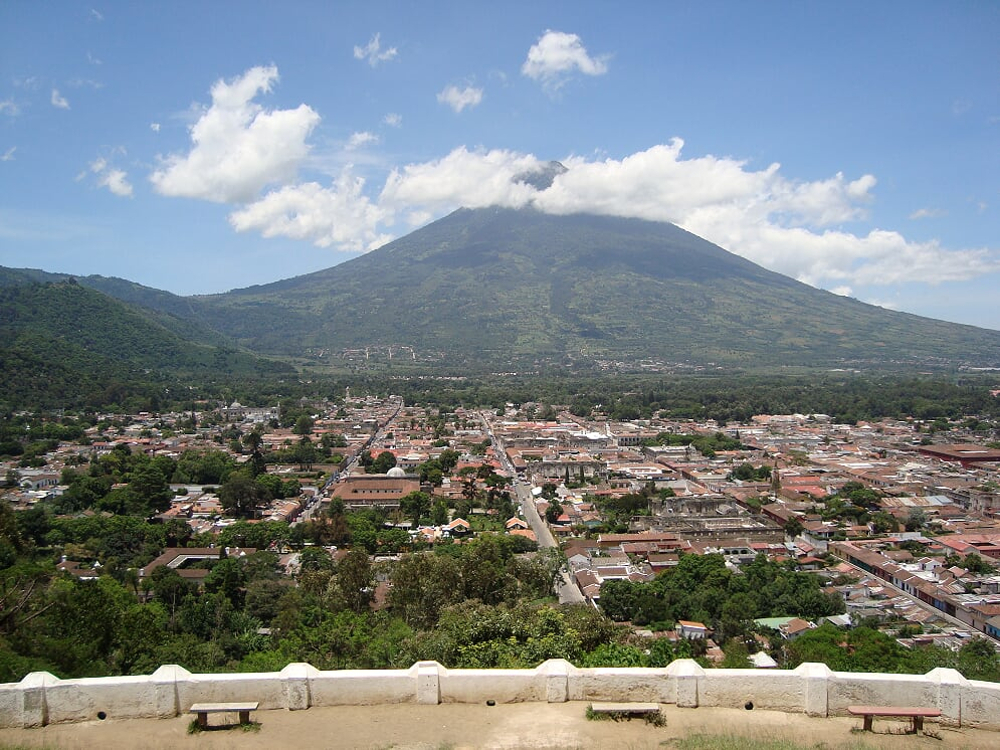 antigua rondreis - guatemala - around the world travel