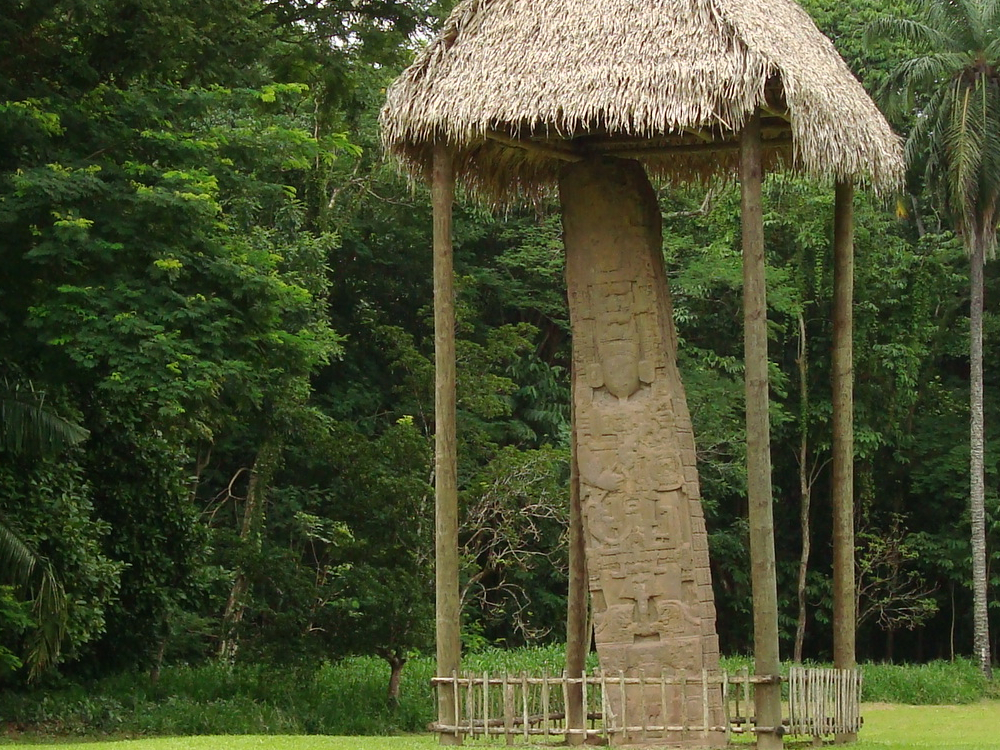 reis_3_dag_11_quirigua_stela - guatemala - around the world travel