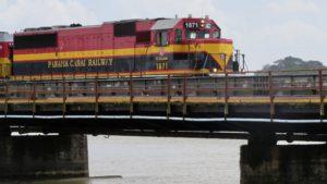 trein Panama - Around The World Travel