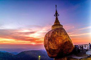 Day 02 Kyaikhtiyo - Myanmar rondreizen Around The World Travel