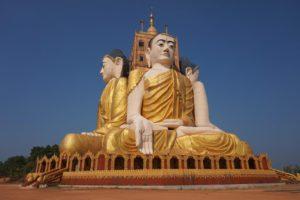 Day 07 Banana Mountain - Myanmar rondreizen Around The World Travel