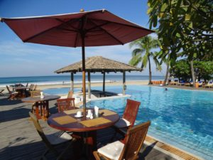 Day 08 Ngwe Saung Beach - Palm Beach Resort - Myanmar rondreis Around The World Travel