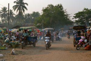 Day 09 Dawei Morning Market - Myanmar rondreizen Around The World Travel