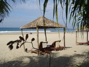 Day 09 Day 10 Ngwe Saung Beach - Myanmar rondreis Around The World Travel