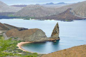 It. GPS_Day 4_Bartolome (example) - rondreis galapagos Around The World Travel