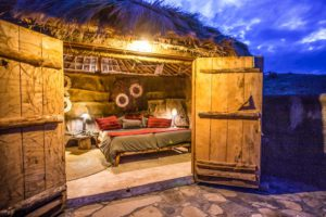 Dag 1 - Acco - Amini Africa Maasai Lodge | rondreis Tanzania - Around The World Travel