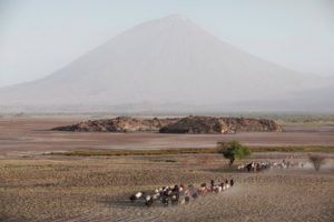 Dag 6 Lake Natron steppe Around the World Travel