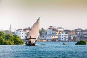 Dag 1 Zanzibar Stone Town Strandvakantie Around the World Travel