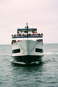 unieke rondreis indonesie ferry padang