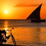 Dag 8 strand vakantie Zanzibar Sunset Cruise around the world travel