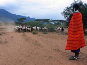 Maasai Tanzania- rondreis Around The World Travel