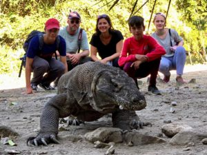 Dag 10 - Familie Rondreis Indonesie - Around The World Travel komodo