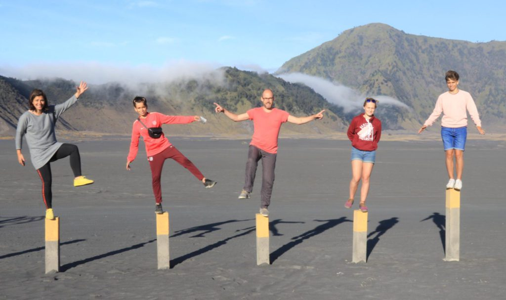 dag 7 - Familie Rondreis Indonesie - Around The World Travel The World Travel familie bromo